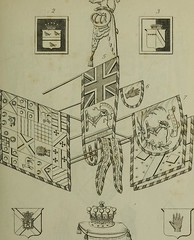 This image is taken from Encyclopaedia heraldica, or complete dictionary of heraldry, Vol. 3 (Medical Heritage Library, Inc.) Tags: genealogy heraldry emblems insignia wellcomelibrary ukmhl medicalheritagelibrary europeanlibraries date1828 idb287452430003