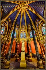 Sainte Chapelle (Totugj) Tags: sainte chapelle parís francia france europa europe église iglesia igreja capilla church chiesa templo