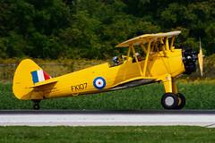 C-FAIU (FK107) (Steelhead 2010) Tags: canadianwarplaneheritagemuseum cwhm yhm creg fk107 cfaiu boeing stearman