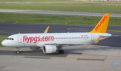 TC-NBB (GSairpics) Tags: tcnbb airbus a320 a320n a20n neo aircraft aeroplane airplane transport travel jet jetliner airline airliner aviation airport dus eddl düsseldorfairport germany flypgscom
