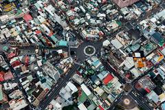 嘉義事|Chiayi (里卡豆) Tags: 東區 嘉義縣 臺灣 tw 阿里山鄉 臺灣省 台灣 taiwan aerial photography aerialphotography dji 大疆 空拍機 mavic2 drone mavic2zoom