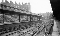 glc - greenwich park station after closure (johnmightycat1) Tags: railway london secr southern