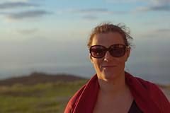 My Sunshine (Stefan Waldeck) Tags: woman portrait sunglasses sunset sicily italy 2018 netzki stefanwaldeck stefan waldeck
