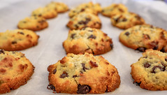 2018.10.21 Low Carbohydrate Chocolate Chip Cookies, Washington, DC USA 06698
