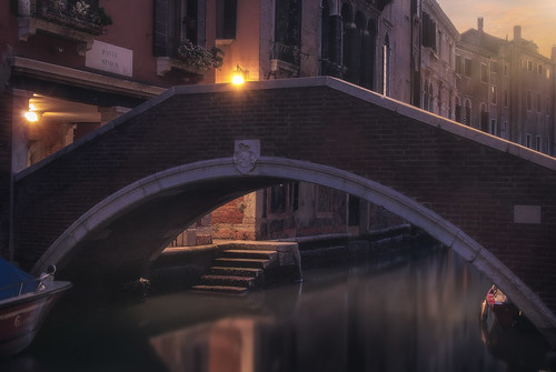 Venetian paths 114(Castello Ponte Minich)