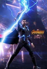 A3Thor_001a (siuping1018) Tags: hottoys marvel disney avengers actionfigures photography onesixthscale siuping infinitywar thor canon 5dmarkii 50mm