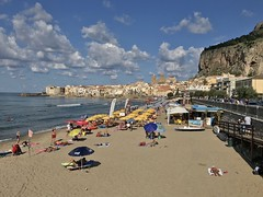 Cefalu (ronindunedin) Tags: italy sicily mediterranean island mafia europe cefalu