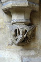 Westminster Abbey Dragon (lwdphoto) Tags: english britian british dragon england lancewadeduffin lance duffin lanceduffin nikon nikondigital nikond200 d200 photography london westminster westminsterabbey architecture