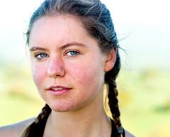 Stranger 500 - Abigail (Andrew The Professor) Tags: glastonbury stranger abby yoga fitness dancer filmmaker photographer barefoot outdoor countryside portrait glastonburytor