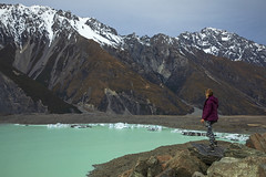 Mt. Cook National Park (Matt Champlin) Tags: newzealand nz travel adventure life nature fun ice glacier mountains amazing alps canon 2018 witner cold snow sunrise incredible peaceful peace paige courtney road lake exotic