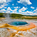 Emerald Hot Spring, Yellowstone National Park, Wyoming, USA  Canon EOS 5D Mark IV