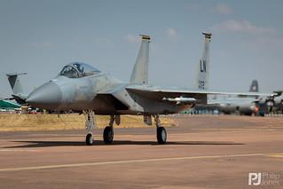 USAF F-15C Eagle 86-0172