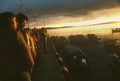 Fishermen, Chiloe, 1988 (Marcelo  Montecino) Tags: fishermen chiloe 1988