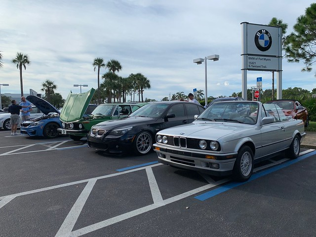 2018 September FSC/BMW of Ft Myers Cars & Coffee