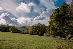 Rural England. (Peter Hosey ( on and off)) Tags: england rural pennines westyorkshire meltham clouds