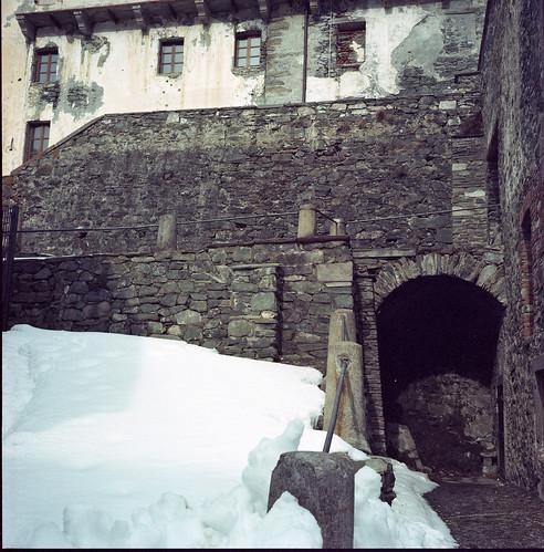 Forte di Fenestrelle - Piazza d'Armi