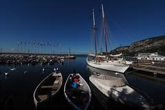 Lado Di Garda (hugoholunder) Tags: wasser sonne schiffe boot himmel