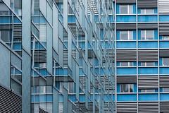 Collage (deborahb0cch1) Tags: reflection building hospital architecture line lines diagonals windows glass square diamond geometric geometry pattern blue paris bastille collage bleu diagonal rectangle rectangles