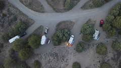 Camp (RAID5 Photography) Tags: losojos newmexico unitedstates us aerial drone camping