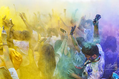 The Happiest 5K Run (REVIT PHOTO'S) Tags: superior alt thecolorrunsingapore thecolorrun thehappiest5k funrun