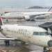Delta CRJ-200 & Air France B772 (DTW)