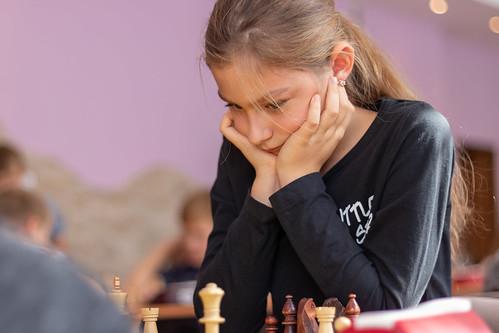 Grand Prix Spółdzielni Mieszkaniowej w Szachach Turniej VII-115