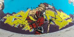 Hellboy Grafitti