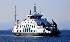 M\F DRONNINGEN (13HICKMAN77) Tags: norled ship skip boat båt norway oslofjord oslo scandanavia europe october fjord modern vessel travel tourism capital