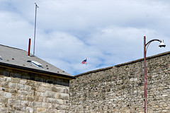 Freedom Over the Wall (Throwingbull) Tags: eastern state penitentiary jail prison incarceration incarcerated inmate inmates philadelphia pa pennsylvania history historic cell cells holding