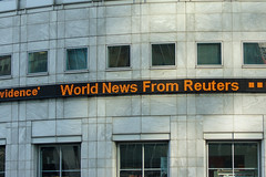 World News from Reuters (erengun3) Tags: canarywharf london canary wharf reuters londra transport for