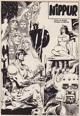 Lanciostory #v19#41 / Nippur di Lagash (micky the pixel) Tags: comics comic fumetti heft adventure euraeditoriale lanciostory robinwood sergiomulko nippurdilagash nippur torkadertiger