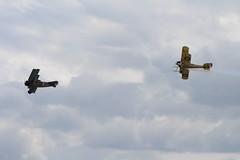IMG_5229 (routemaster2217) Tags: clactononsea clactonairshow clactonairshow2018 airshow airdisplay aviation aircraft aeroplane bremontgreatwardisplayteam biplane triplane wwi worldwarone worldwar1 greatwar