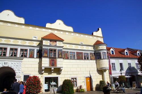 DSC01721 - Eisenstadt   Rathaus