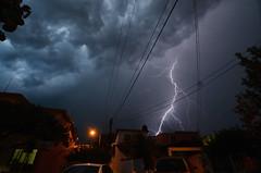 (Benoms) Tags: benom benoms nak colima villadealvarez rayo storm tormenta thunder nubes clouds nublado calle barrio paisajeurbano