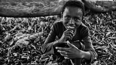 Regards croisés . Démasqué (Stephane Rio 56) Tags: portrait nb madagascar 169 afrique africa bw headshot mdg mg