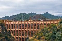 Nerja Bridge (Strangelove 1981) Tags: 2018 costadelsol espana nerja spain holiday theeagleaqueduct eagleaqueduct aqueduct viaduct acueductodeláguila