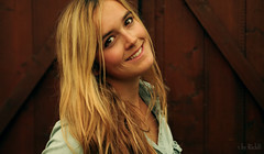 Felice in my Barn (RickB500) Tags: portrait girl rickb rickb500 model beauty expression face cute hair