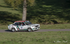 Alitalia Fiat 131 Abarth (Frostie2006) Tags: rally wiscombe hill climb wiscombehillclimb lombard bath 1976 lombardrallybath cars panning peter frost peterfrost nikon d500 nikond500 classic rallying historic classicrallying historicrallying fiat 131 abarth