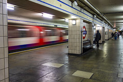 Redbridge Station (London Less Travelled) Tags: uk unitedkingdom britain england london city urban suburb suburban suburbia redbridge tube underground rail railway subway metro train platform