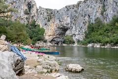 Vallon, Pont d'Arc, Auergne, Rhone Alps, France (doublejeopardy) Tags: vallon france rhonealps pontdarc auergne river ardeche labastidedevirac ardèche fr