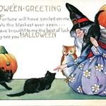 Halloween - Black Cats, 1922 thumbnail