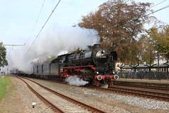 SSN 01 1075 met de RijnExpres te Horst - Sevenum (daniel_de_vries01) Tags: ssn 01 1075 met de rijnexpres te horst sevenum