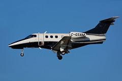 C-GSAM (Aviation Starlink) (Steelhead 2010) Tags: aviationstarlink embraer emb500 phenom bizjet yyz creg cgsam
