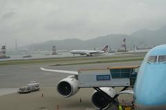 Cathay Dragon A330-300 B-LBF HKG 6-14-17 (THE Holy Hand Grenade!) Tags: cathaydragon airbus a330300 hongkonginternationalairport hkg hongkonghongkong nikond610 nikkor85mmƒ2ais geotagged