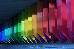 Colors under the bridge