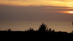 ship (Darek Drapala) Tags: ship shine shinihg sea seashore seascape sun sky silhouette sunset skyskape nature natural baltic evening panasonic poland polska panasonicg5 lumix light