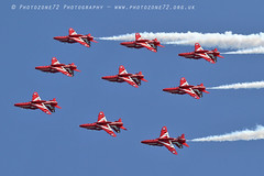 8286 Diamond (photozone72) Tags: eastbourne airshows aircraft airshow aviation raf canon canon7dmk2 canon100400f4556lii 7dmk2 rafat redarrows reds hawk diamond