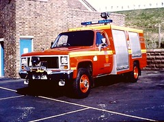 GMC/MMB Rescue Tender East Sussex Hastings G118 TAP (petros.williams@btinternet.com) Tags: g118tap mmb macclesfieldmotorbodies rt rescuetender sussex eastsussex