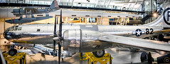 Smithsonian Air and Space Museum Udvar-Hazy Center (Steve Holsonback) Tags: udvarhazy smithsonian air space museum dulles virginia aircraft sony a7rii boeing b29 superfortress enolagay voughtsikorsky os2u3 kingfisher