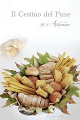cestino del pane (cindystarblog) Tags: mtc mtchallenge pane bread focaccia grissini vegetables verdure zucca pumpkin semi seeds erbearomatiche